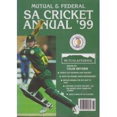 S.A. Cricket Annual 1999