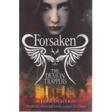 Forsaken (The Demon Trappers #1)
