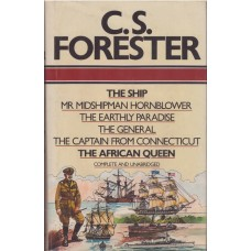 The Ship, Mr. Midshipman Hornblower, The Earthly Paradise, The General, The Captain From Connecticut, The African Queen
