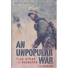 An Unpopular War: From Afkak to Bosbefok